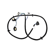AC Delco 16531402 Tail Light Wiring Harness - Direct Fit, Sold individually