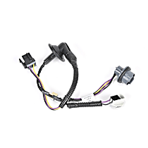 AC Delco 16532855 Tail Light Wiring Harness - Direct Fit, Sold individually
