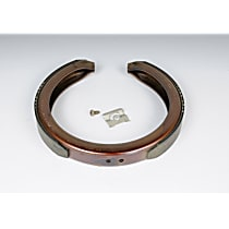 Parking Brake Shoe - Direct Fit, Sold individually Rear