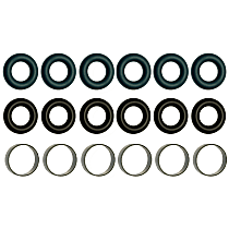 Fuel Injector O-Ring - Direct Fit, Kit