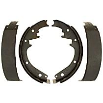 AC Delco 17228B Brake Shoe Set - Direct Fit, 2-Wheel Set