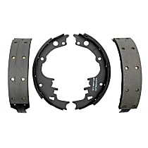 17242R Brake Shoe Set - Direct Fit, 2-Wheel Set