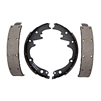 17280B Brake Shoe Set - Direct Fit, 2-Wheel Set