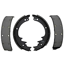 17320B Brake Shoe Set - Direct Fit, 2-Wheel Set