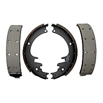 Brake Shoe Set - Direct Fit, 2-Wheel Set