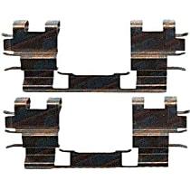 AC Delco 179-1359 Brake Hardware Kit - Direct Fit, Kit