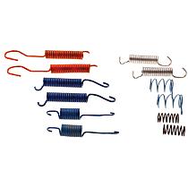 179-969 Brake Shoe Spring Kit - Direct Fit, Kit