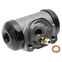 Wheel Cylinder - Direct Fit, Sold individually Front, Driver Side
