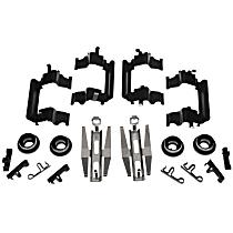 18K1551X Brake Hardware Kit - Direct Fit, Kit