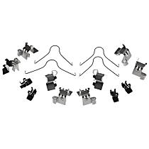 18K351X Brake Hardware Kit - Direct Fit, Kit