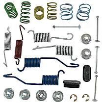 18K564 Brake Shoe Spring Kit - Direct Fit, Kit