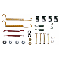 18K595 Brake Shoe Spring Kit - Direct Fit, Kit
