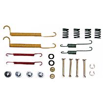 AC Delco 18K595 Brake Shoe Spring Kit - Direct Fit, Kit