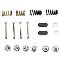 Brake Shoe Spring Kit - Direct Fit, Kit