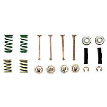 AC Delco 18K732 Brake Shoe Spring Kit - Direct Fit, Kit