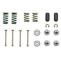 18K740 Brake Shoe Spring Kit - Direct Fit, Kit