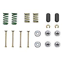 AC Delco 18K740 Brake Shoe Spring Kit - Direct Fit, Kit