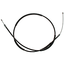 AC Delco 18P1086 Parking Brake Cable - Direct Fit, Sold individually