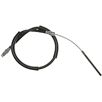 AC Delco 18P1174 Parking Brake Cable - Direct Fit, Sold individually