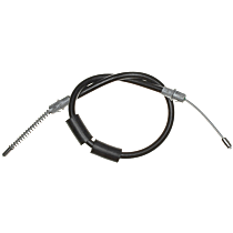 AC Delco 18P1452 Parking Brake Cable - Direct Fit, Sold individually