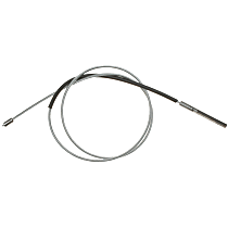AC Delco 18P2113 Parking Brake Cable - Direct Fit, Sold individually