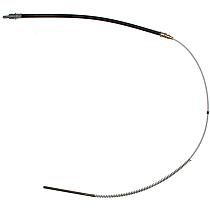 18P2260 Parking Brake Cable - Direct Fit, Sold individually