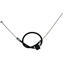 AC Delco 18P2907 Parking Brake Cable - Direct Fit, Sold individually