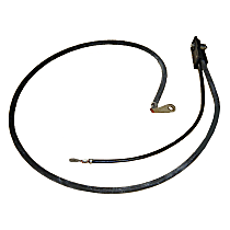 AC Delco 19115409 Battery Cable - Direct Fit, Sold individually