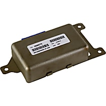Transfer Case Shift Control Module - Direct Fit, Sold individually