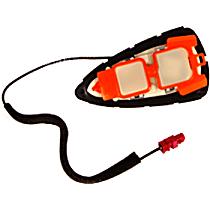 20791160 Antenna Base - Black, Direct Fit