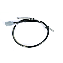AC Delco 20823795 Parking Brake Cable - Direct Fit, Sold individually