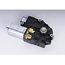 AC Delco 20827408 Sunroof Motor - Direct Fit, Sold individually