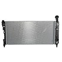 Radiator, 30.31 x 14.37 x 0.56 in. Core Size