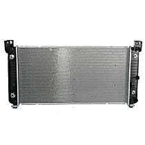 Radiator, 34 x 17.25 x 1.12 in. Core Size