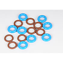 Fuel Injector O-Ring - Direct Fit, Set of 16