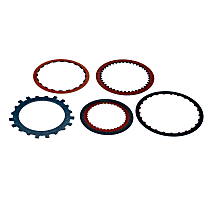 AC Delco 24201805 Automatic Transmission Clutch Plate - Direct Fit