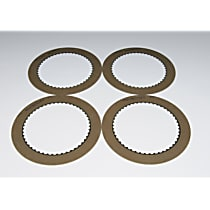 AC Delco 24202966 Automatic Transmission Clutch Plate - Direct Fit