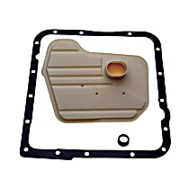 AC Delco 24208574 Automatic Transmission Filter - Direct Fit, Kit