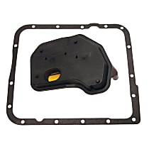 AC Delco 24208576 Automatic Transmission Filter - Direct Fit, Kit