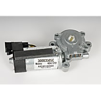 AC Delco 25708336 Sunroof Motor - Direct Fit, Sold individually