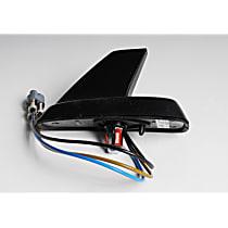 AC Delco 25815079 Antenna - Black, Plastic, Fixed Antenna, Direct Fit