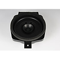 25858090 Speaker - Black, Direct Fit, Sold individually