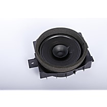 AC Delco 25858091 Speaker - Black, Direct Fit, Sold individually