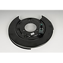 25911892 Brake Backing Plate - Direct Fit, Sold individually