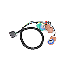 AC Delco 25975983 Tail Light Wiring Harness - Direct Fit, Sold individually