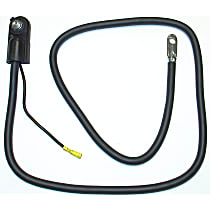 AC Delco 2SD55X Battery Cable - Direct Fit, Sold individually
