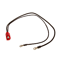 AC Delco 2SX43CH Battery Cable - Direct Fit, Sold individually