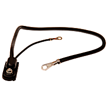 Battery Cable - Direct Fit, Sold individually Right Negative