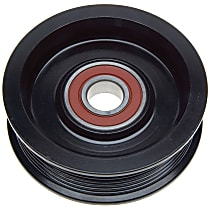 36177 Accessory Belt Idler Pulley - Direct Fit, Sold individually