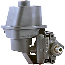 Power Steering Pump - Without Pulley, With Reservoir